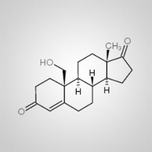 19-hydroxy-4-androsten-3,17-dione CAS 510-64-5